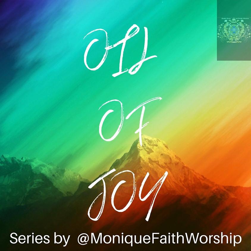 Joy Series By Pastor Monique Faith Worship