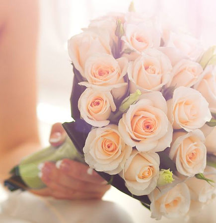St.Clair Ballroom Wedding Bouquet