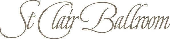 St. Clair Ballroom logo