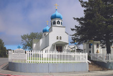 Holy Resurrection Cathedral in Kodiak
