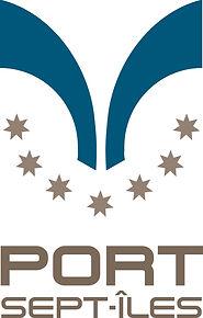 Port Sept-Îles (nouveau logo sans de-of)