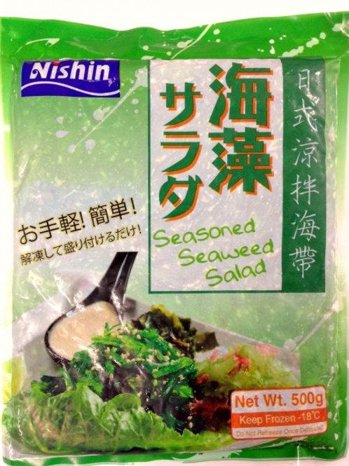 6003C Seasoned Seaweed Salad