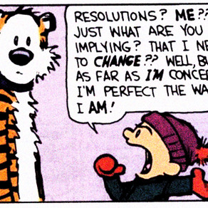 W is for What are your 2018 digital resolutions?