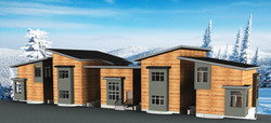 Condos at the Tunnel - 3D View - 3D View