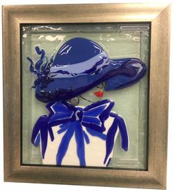 Lady Blue Artist:  Toni Craft