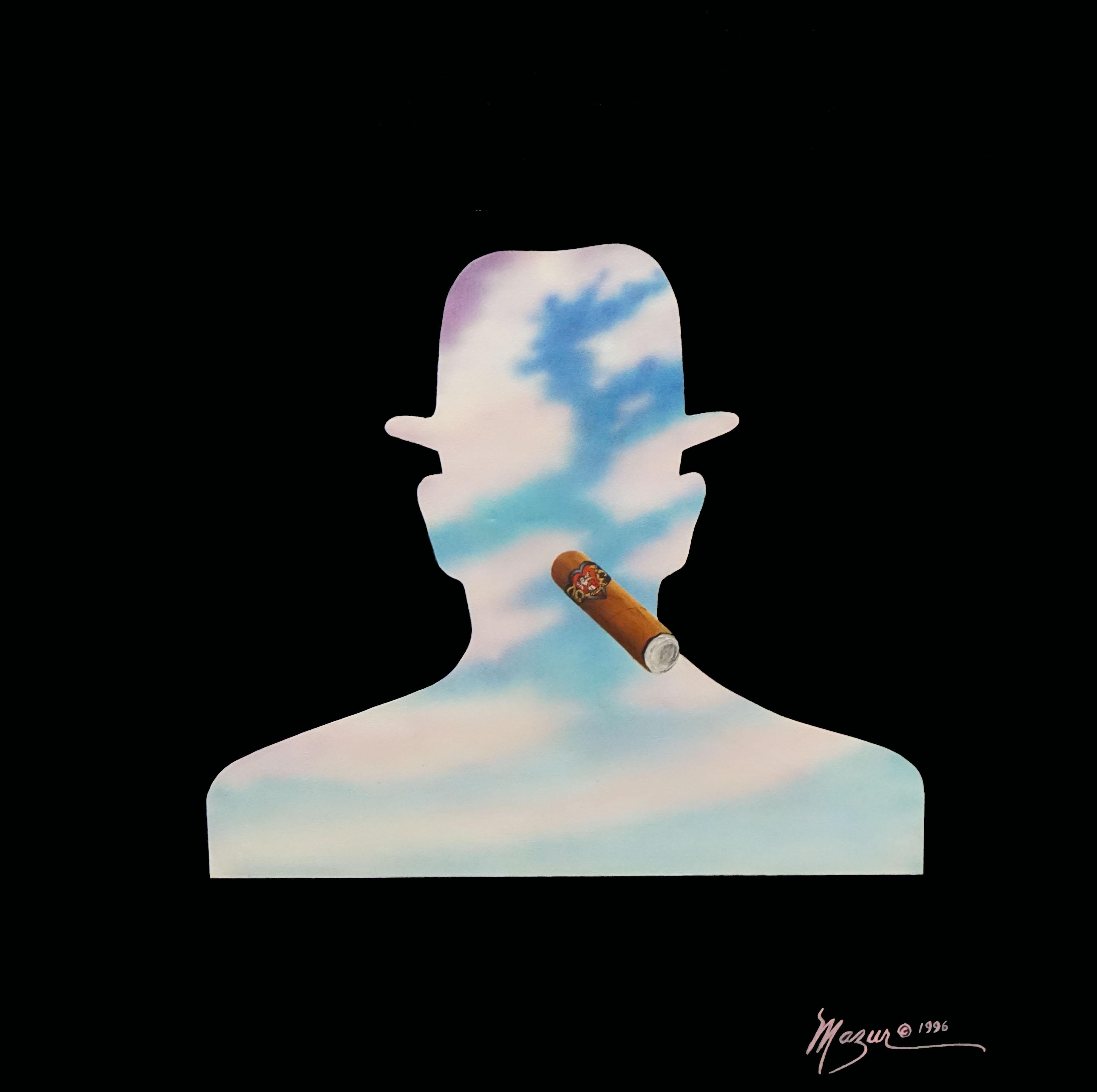 Ruby Mazur Cigar
