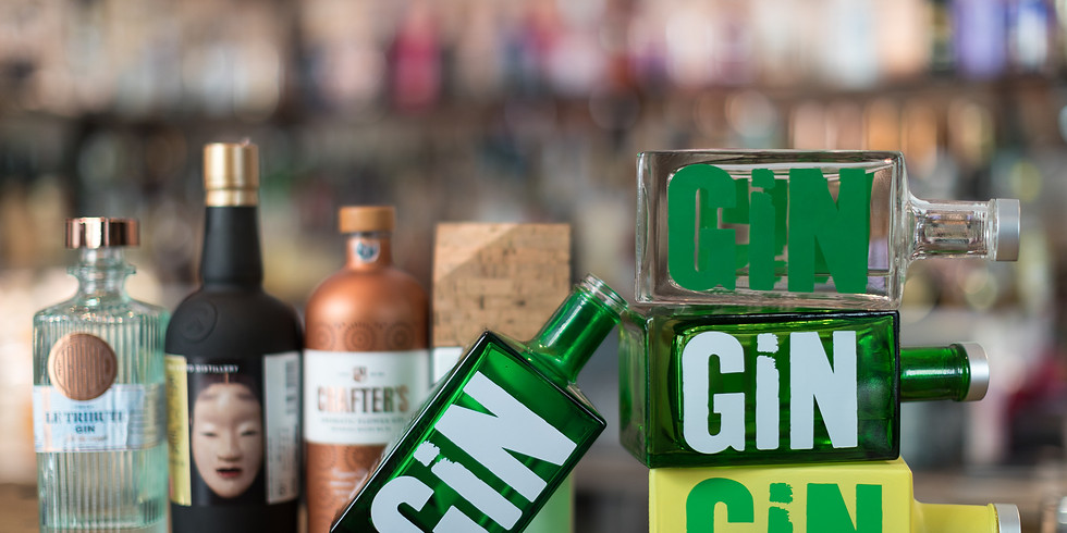 Mini Gin & Tonic Tasting