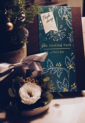 4 Tiere Gin Tasting Pack