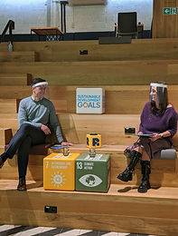 Fireside Chat: Challenges on Impact
