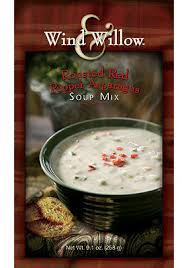 Roasted Red Pepper Asparagus Soup Mix
