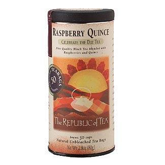 Raspberry Quince Black Celebrate the Day Tea