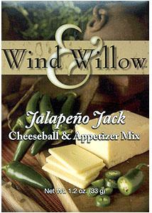 Jalapeno Jack Cheeseball & Appetizer Mix