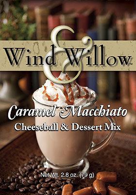 Caramel Macchiato Cheeseball & Dessert Mix