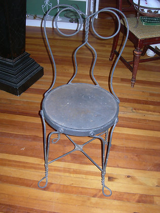 Set of Four (4) Bistro Chairs