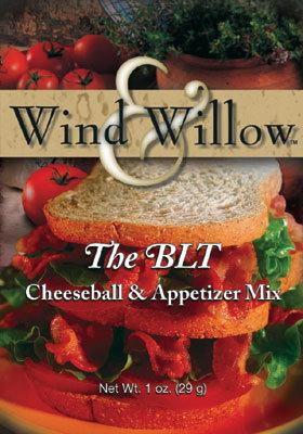 The BLT Cheeseball & Appetier Mix