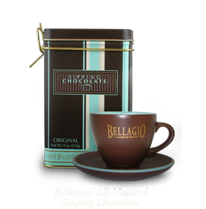 Bellagio Original Sipping Chocolate Beverage Mix