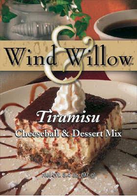 Tiramisu Cheeseall & Dessert Mix