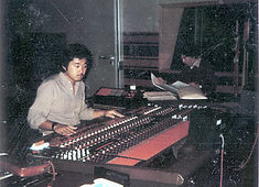吉田俊之エンジニアのレコーディング
