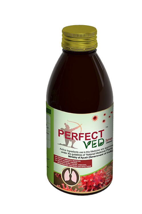 Perfect Ved Kadha (Syrup)