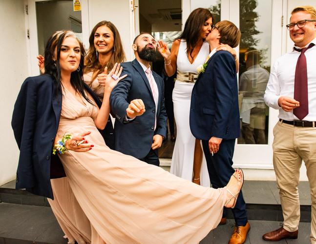 Monika & Tony's Wedding.