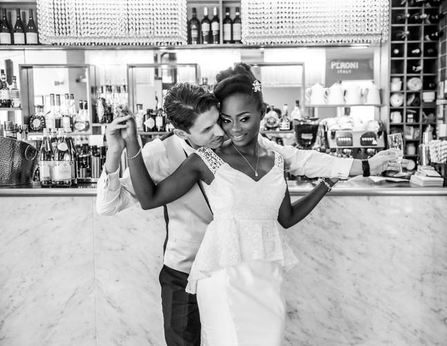 Antonio & Aiesha's Wedding.