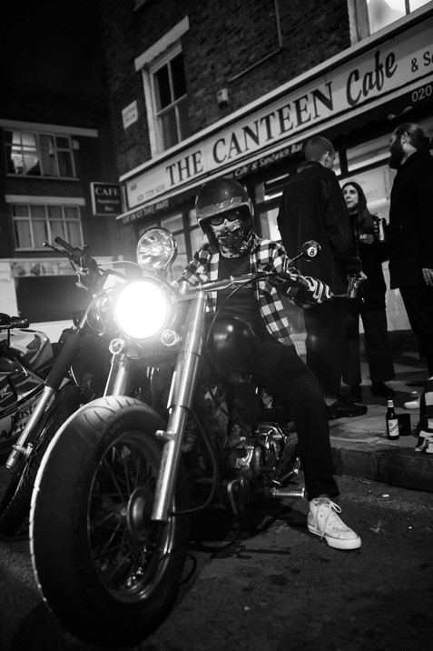 Bikers, London,uk.