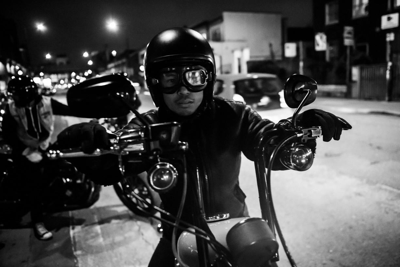 Bikers, London,uk.
