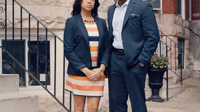 Baltimore City's Top Couple: The Mosbys
