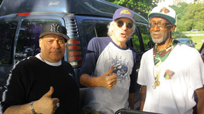 Now way back in the days when hip-hop beganWith Coke La Rock, Kool Herc, and then Bam