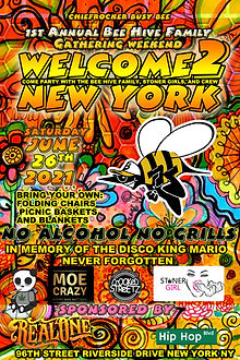 beehive family weekend new yorkdate FINA