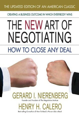 The New Art Of Negotiatin
