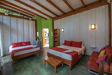 Pool Front Suites - Fuego Lodge Yoga Resort, Santa Teresa Beach, CR
