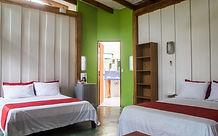 Pool Front Suite - Fuego Lodge Yoga Resort, Santa Teresa Beach, CR