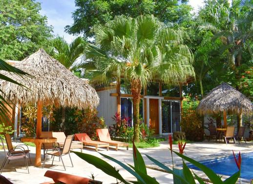 Fuego Lodge Yoga Resort, Santa Teresa beach, Costa Rica