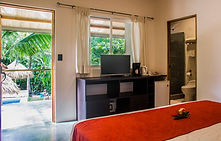 Standard King Room - Fuego Lodge Yoga Resort, Santa Teresa Beach, CR