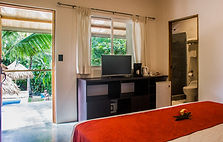 Standard King Room - Fuego Lodge Yoga Resort, Santa Teresa Beach, CR