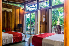 Garden Suite - Fuego Lodge Yoga Resort, Santa Teresa Beach, CR
