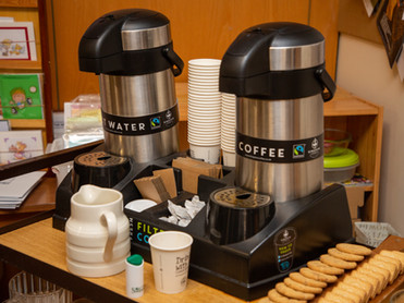 Stanway Coffee station