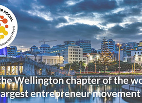 Wellington Entrepreneur Social event June 11 for entrepreneurs and business owners.