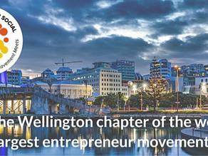 Wellington Entrepreneur Social event June 11 for entrepreneurs and business owners.