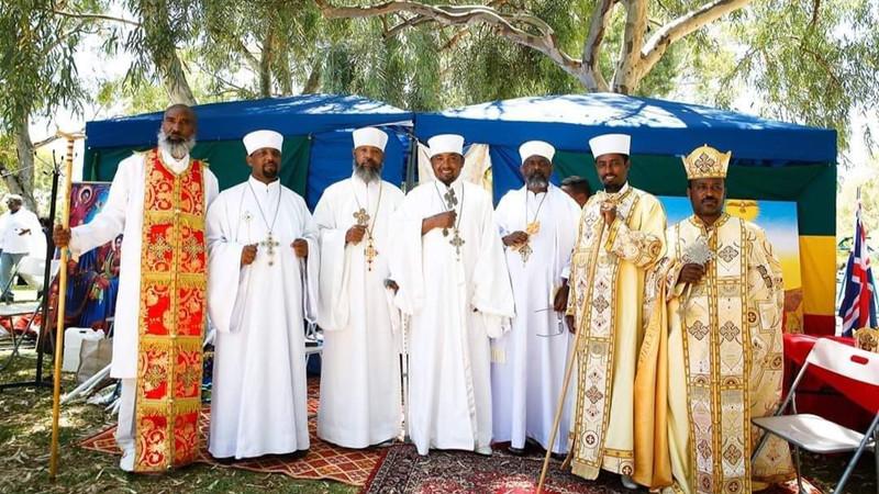 Parish Priests for Western Australia Orthodox Tewahdo Ethiopian Church
