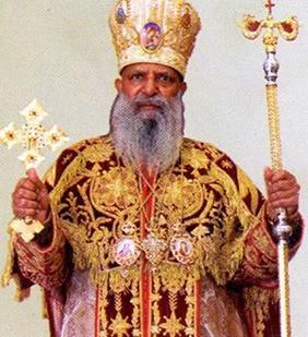 His Holiness Abune Mathias I