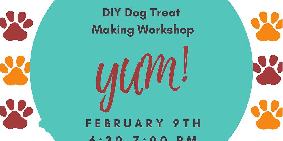 DIY Dog Treat Making Workshop