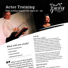 Actor Training