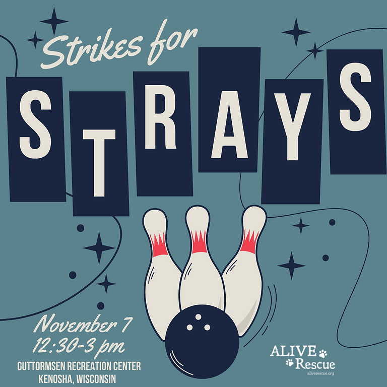 Strikes for Strays