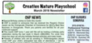 CNP Newslette Sample