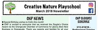 CNP Newslette Sample