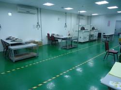 潔淨級生產工廠