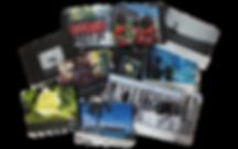 Custom designed photobooks