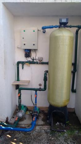 tratamento de água de poço